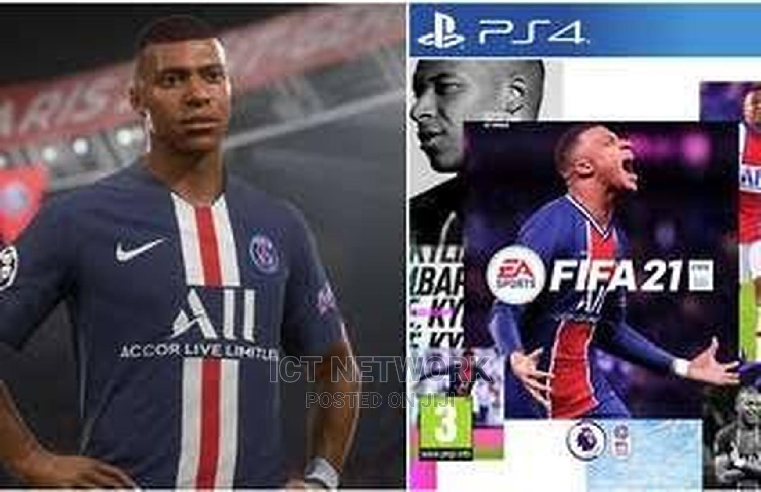 Archive: FIFA 21 Installation for Ps4 and Ps5