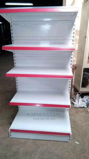 Single Side Supermarket Shelve | Store Equipment for sale in Lagos State, Epe