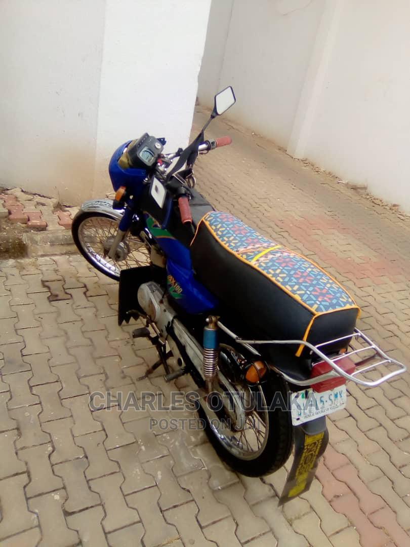 Suzuki Bike 2014 Blue   Motorcycles & Scooters for sale in Osogbo, Osun State, Nigeria
