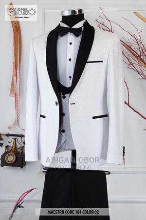 Maestro Italian Designer's Suit | Clothing for sale in Lagos State, Ajah