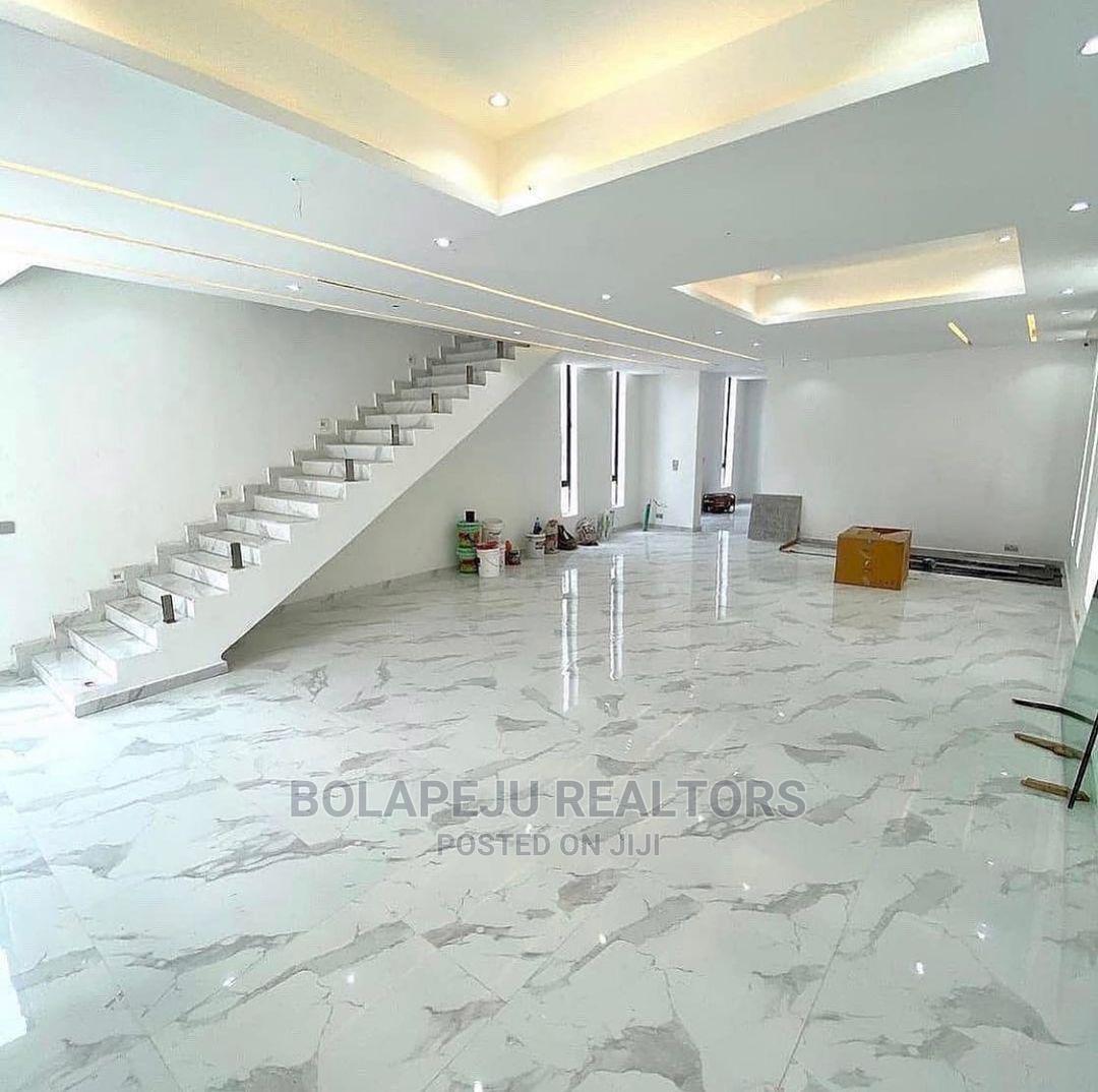 5 Bedroom Detached Duplex With a Bq at Ikota Lekki
