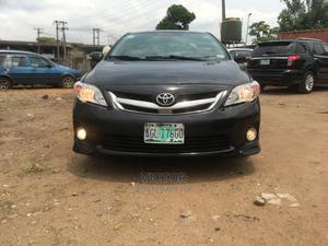 Toyota Corolla 2012 Black | Cars for sale in Lagos State, Gbagada