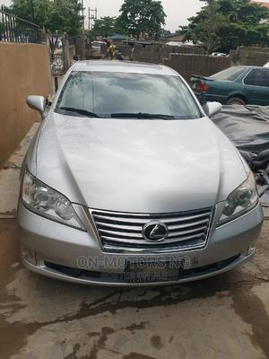 Lexus ES 2010 350 Silver | Cars for sale in Lagos State, Ikeja
