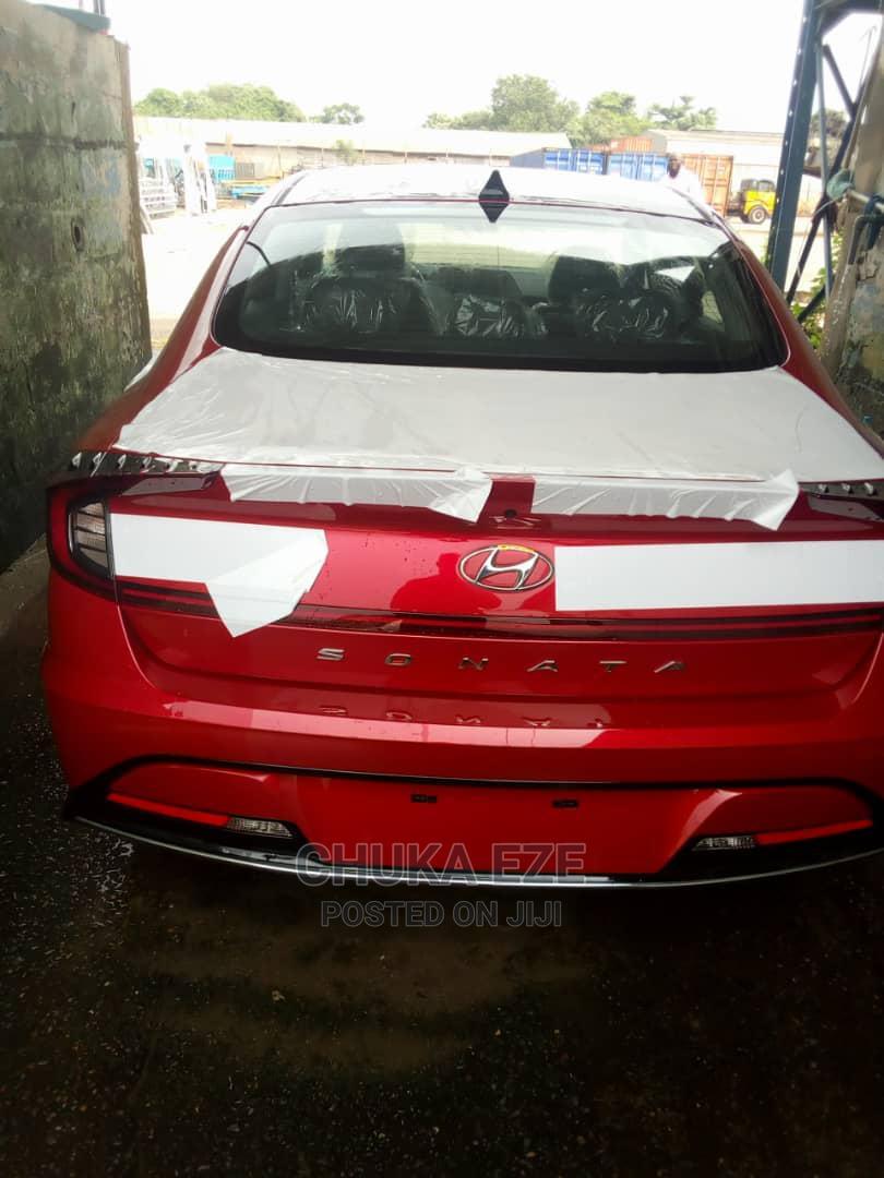 New Hyundai Sonata 2020 Limited White   Cars for sale in Amuwo-Odofin, Lagos State, Nigeria