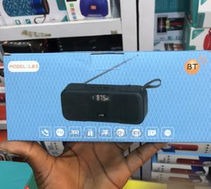Wireless Bluetooth Speaker With FM   Audio & Music Equipment for sale in Lagos State, Ikeja