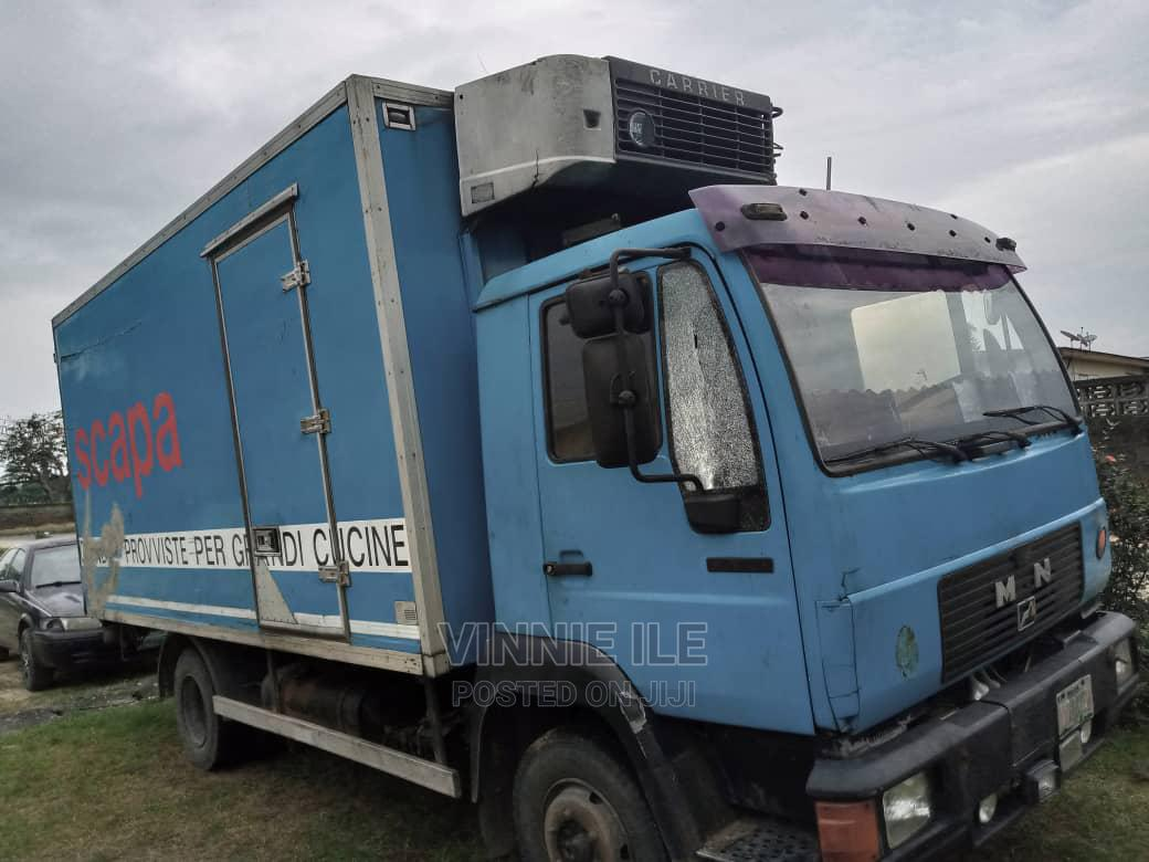 Man Diesel Cooling Truck for Sale   Trucks & Trailers for sale in Port-Harcourt, Rivers State, Nigeria