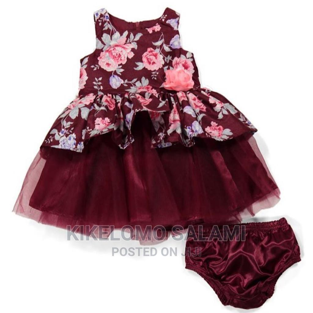 Archive: Nannette Ball Gown Baby Dress