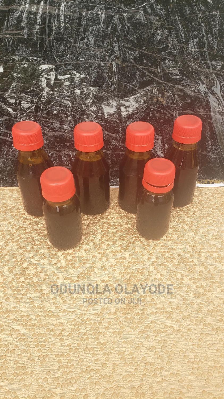 Goron Tula Syrup and Fruit