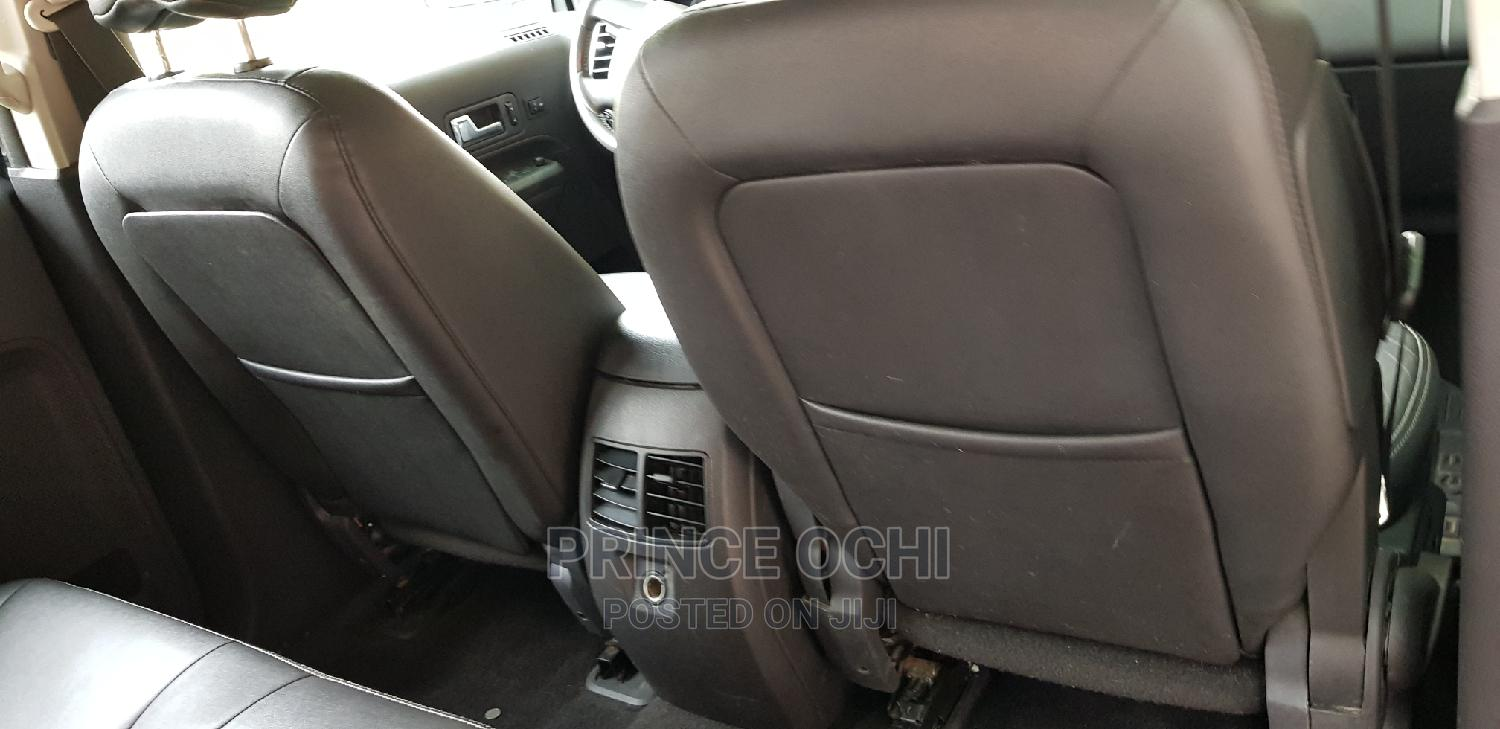 Ford Edge 2008 Blue | Cars for sale in Ikeja, Lagos State, Nigeria