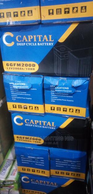 200ah Battery | Solar Energy for sale in Lagos State, Ojo