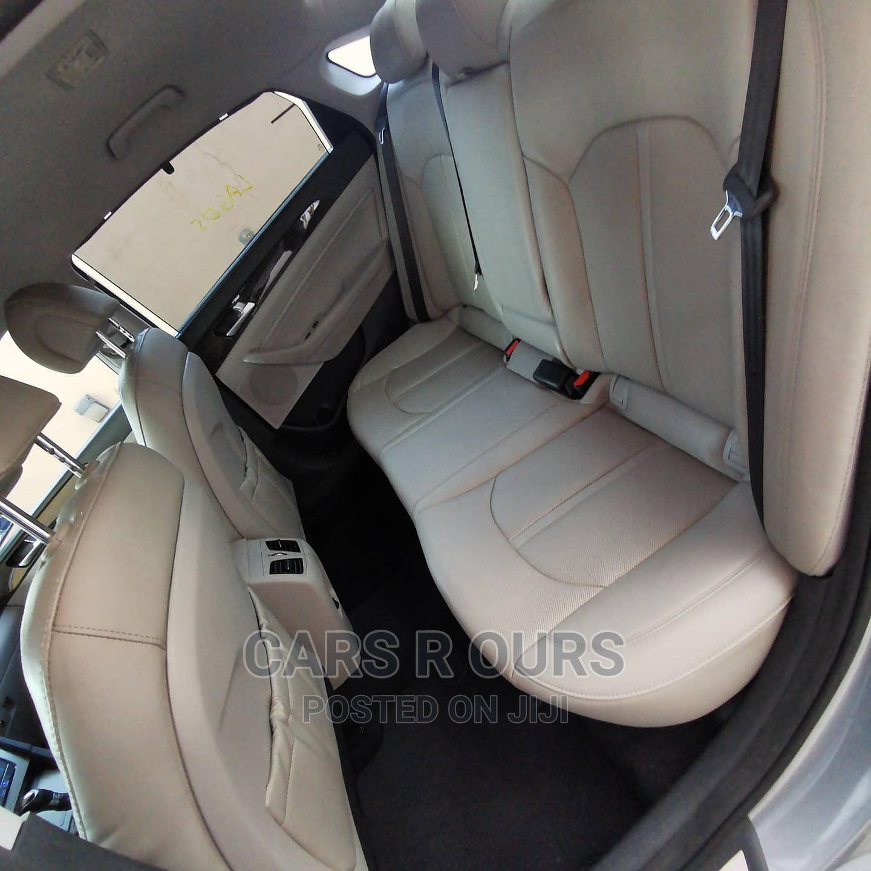 Hyundai Sonata 2015 Gray | Cars for sale in Lekki, Lagos State, Nigeria