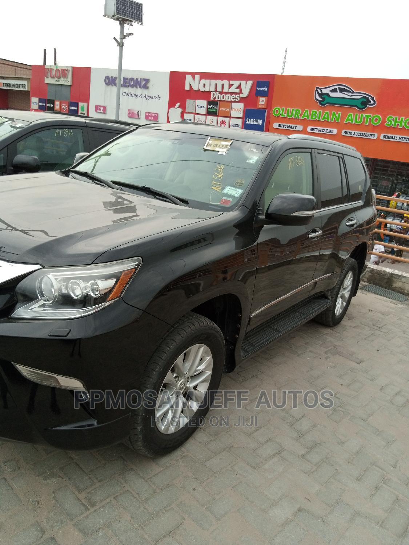 Lexus GX 2014 Black | Cars for sale in Ikeja, Lagos State, Nigeria