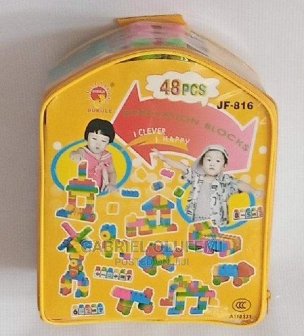 Kids Building Blocks