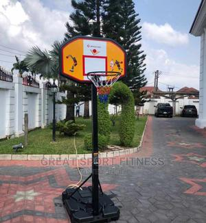 American Fitness Basketball Stand   Sports Equipment for sale in Lagos State, Ajah