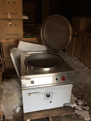 Luxury Gas 150L Industrial Boiling Pan(Complete Accessories   Restaurant & Catering Equipment for sale in Lagos State, Ojo