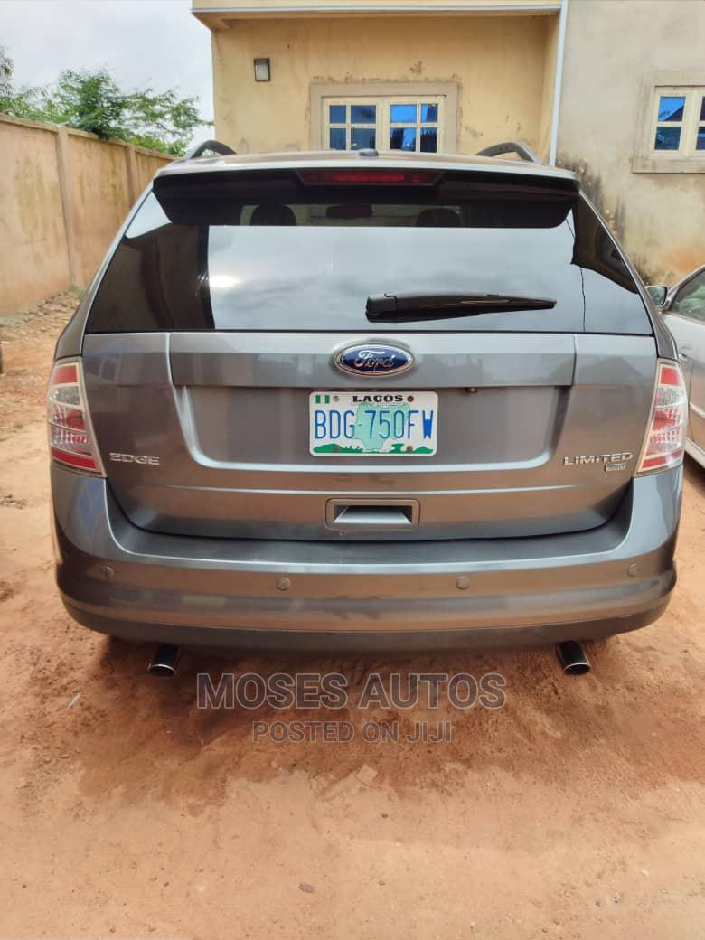 Ford Edge 2008 Gray | Cars for sale in Enugu / Enugu, Enugu State, Nigeria