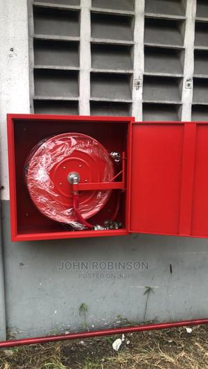 Hose Reel and Cabinet | Safetywear & Equipment for sale in Lagos State, Apapa