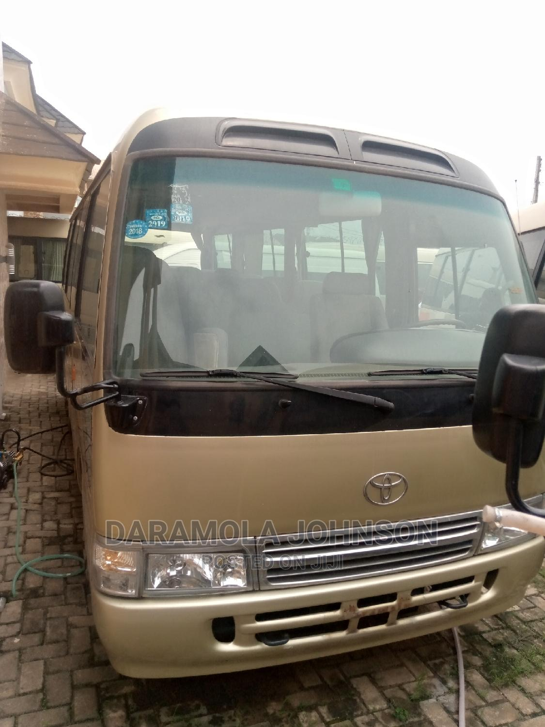 Archive: Foreign Used Toyota Coaster Buses