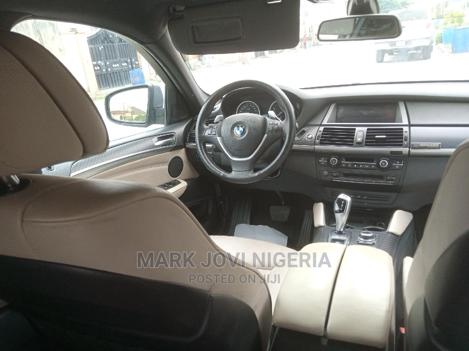 BMW X6 2011 Red   Cars for sale in Lekki, Lagos State, Nigeria