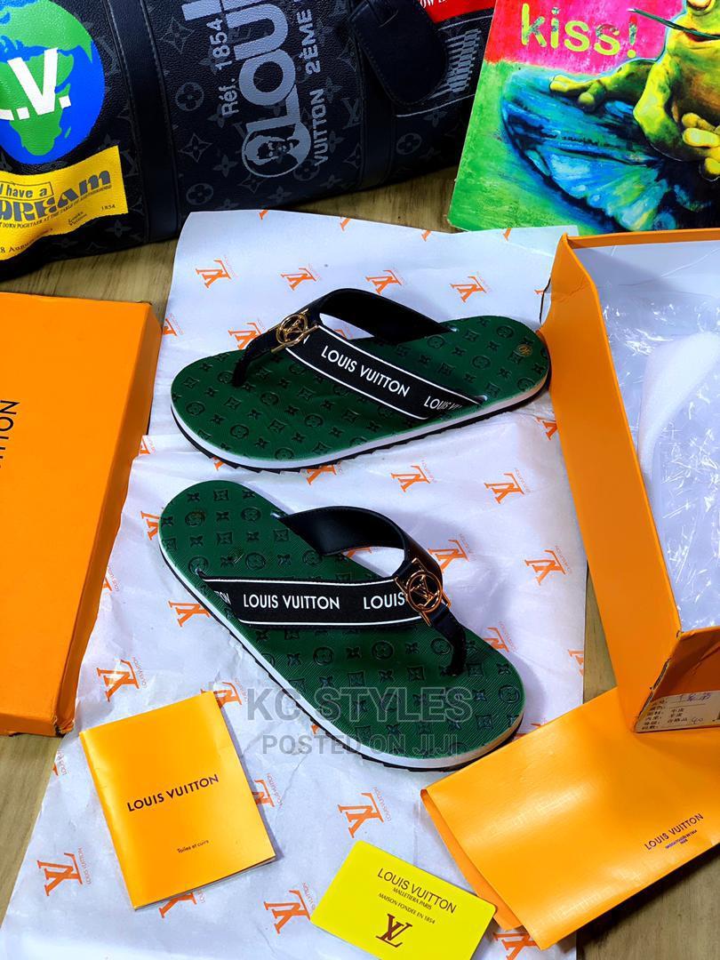 Louis Vuitton Slippers