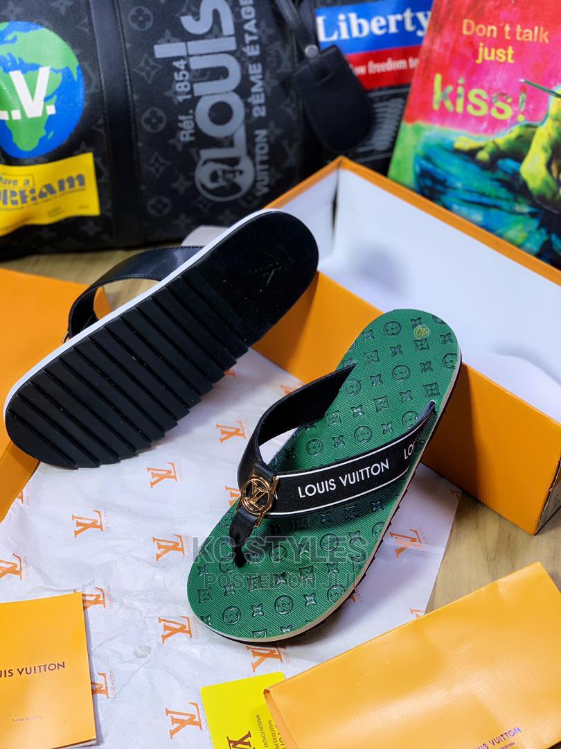 Louis Vuitton Slippers   Shoes for sale in Lagos Island (Eko), Lagos State, Nigeria