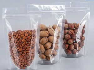 A Set of Transparent Ziplock Bags, Food Pouches | Manufacturing Materials for sale in Abuja (FCT) State, Wuse