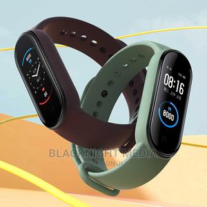 Mi Band 5 Straps | Smart Watches & Trackers for sale in Lagos State, Alimosho