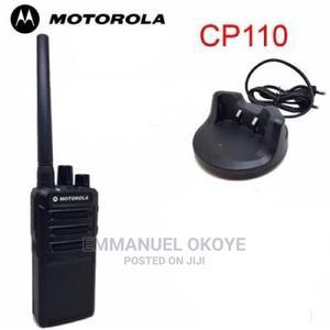 Motorola Cp110 Motorola Walkie Talkie | Audio & Music Equipment for sale in Lagos State, Ikeja