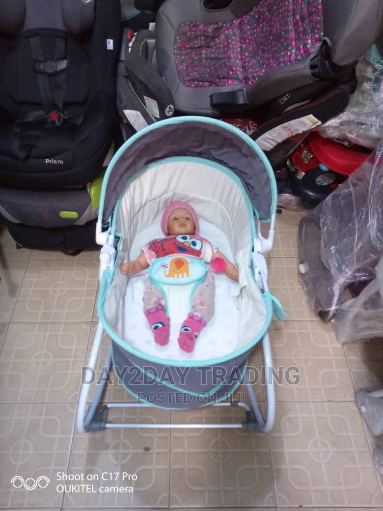 Tokunbo Uk Used Rocking Baby Bed