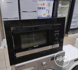 Polystar 25ltr Built-In Microwave Oven PV-BD25BBL   Kitchen Appliances for sale in Lagos State, Ikeja