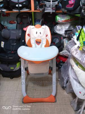 Tokunbo Uk Used Chicco High Chair | Children's Gear & Safety for sale in Lagos State, Ikeja