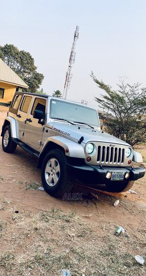 Jeep Wrangler 2008 Rubicon 4.0 Gray | Cars for sale in Abia State, Aba North