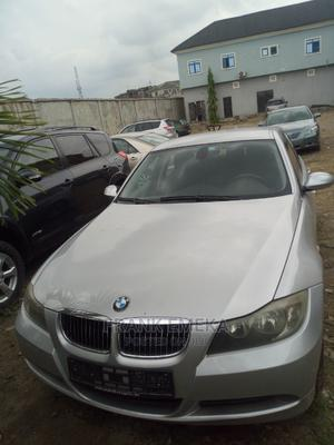 BMW X3 2008 2.5si Exclusive Automatic Silver   Cars for sale in Lagos State, Apapa