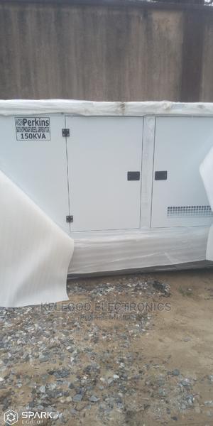 Original Perkins 150KVA Soundproof Diesel Generator   Electrical Equipment for sale in Lagos State, Ikoyi