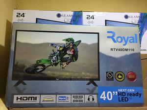 """Royal 40"""" Inches TV   TV & DVD Equipment for sale in Lagos State, Ojo"""