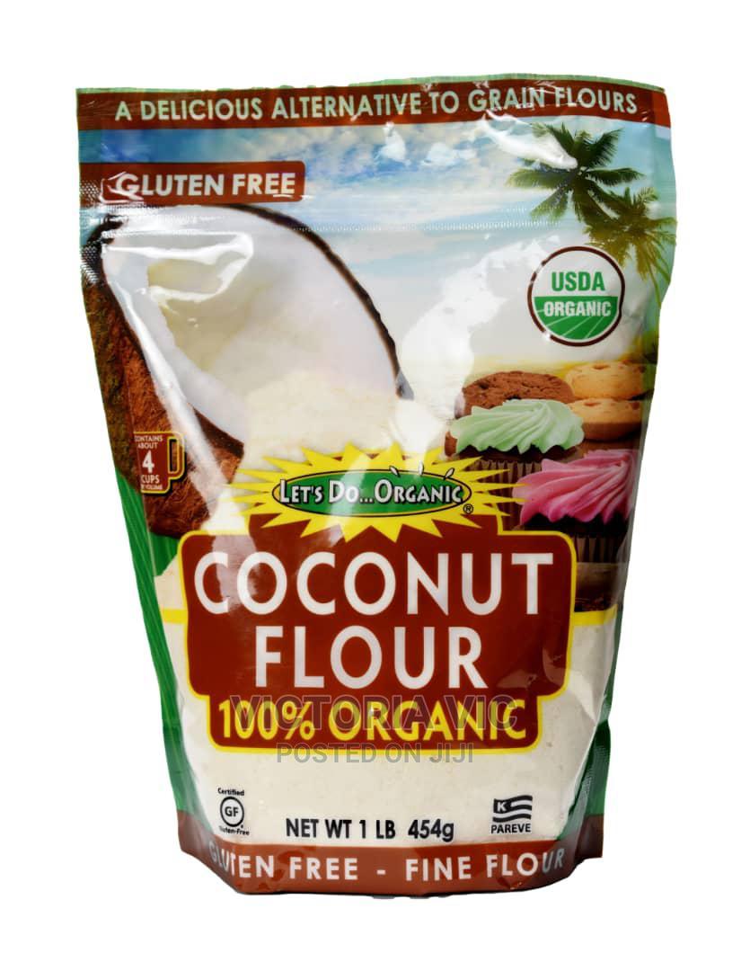 Coconut Flour 454g