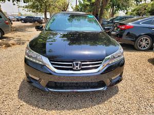Honda Accord 2014 Black   Cars for sale in Abuja (FCT) State, Gwarinpa