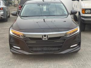 Honda Accord 2018 Sport 2.0T Gray | Cars for sale in Lagos State, Ikeja