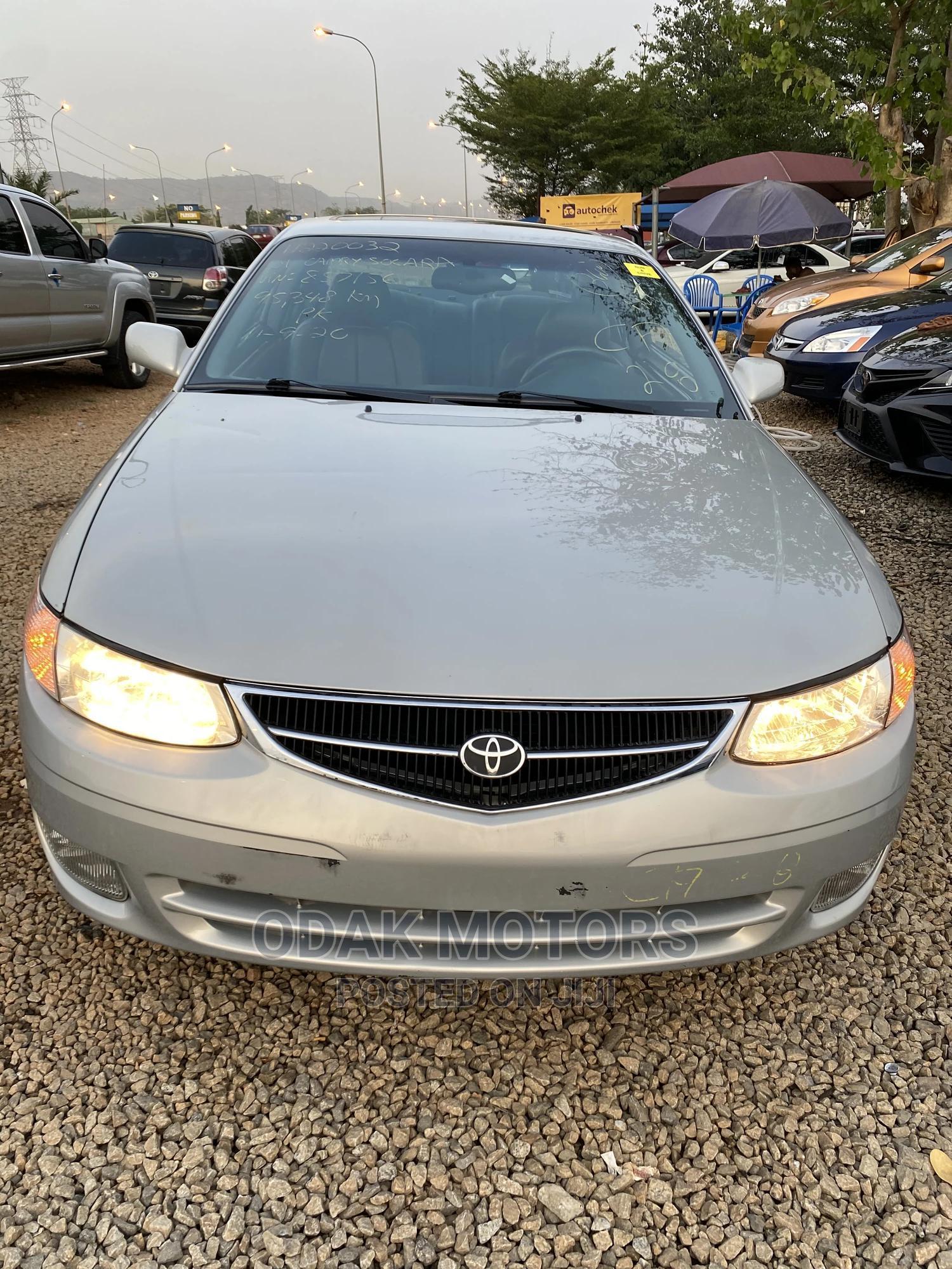 Toyota Solara 2002 | Cars for sale in Gwarinpa, Abuja (FCT) State, Nigeria