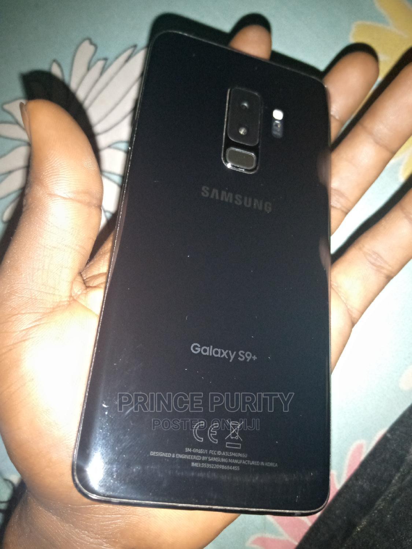 Samsung Galaxy S9 Plus 64 GB Black   Mobile Phones for sale in Ikpoba-Okha, Edo State, Nigeria