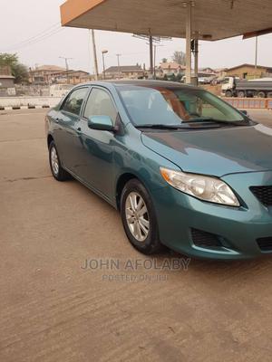 Toyota Corolla 2009 Green   Cars for sale in Oyo State, Ibadan