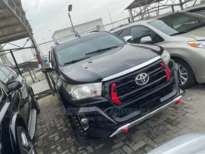 Toyota Hilux 2017 TRD Black 4x4 White   Cars for sale in Lagos State, Lekki