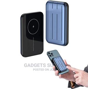 Magnetic Wireless Portable Charger,15W Fast Power Bank5000ma | Accessories for Mobile Phones & Tablets for sale in Lagos State, Ikeja