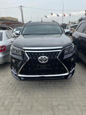 Toyota Hilux 2017 SR5 4x4 Black   Cars for sale in Lagos State, Lekki