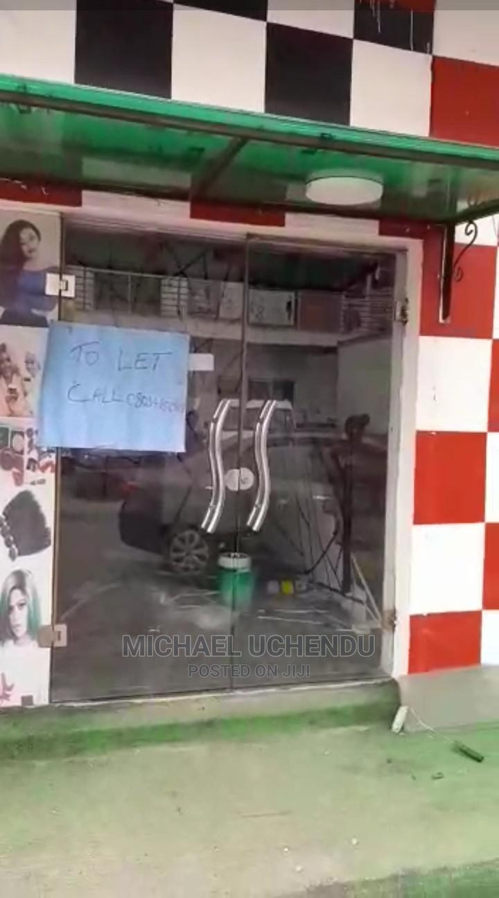 Archive: A Duplex (Double) Shop Located at Sovs Plaza for Rent.