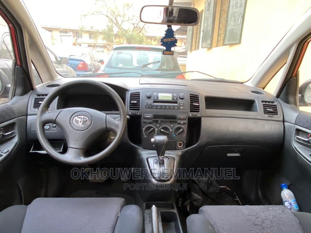 Toyota Corolla 2003 Verso Red | Cars for sale in Zaria, Kaduna State, Nigeria