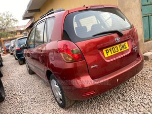 Toyota Corolla 2003 Verso Red | Cars for sale in Kaduna State, Zaria