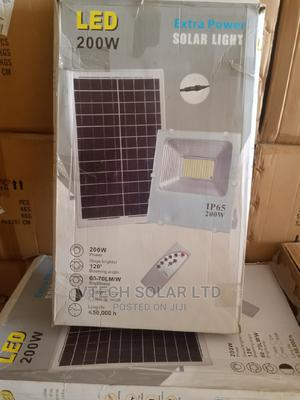 200w Solar Flood Light | Solar Energy for sale in Lagos State, Alimosho