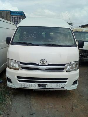Toyota Hiace 2012 Hummer 3 | Buses & Microbuses for sale in Lagos State, Isolo