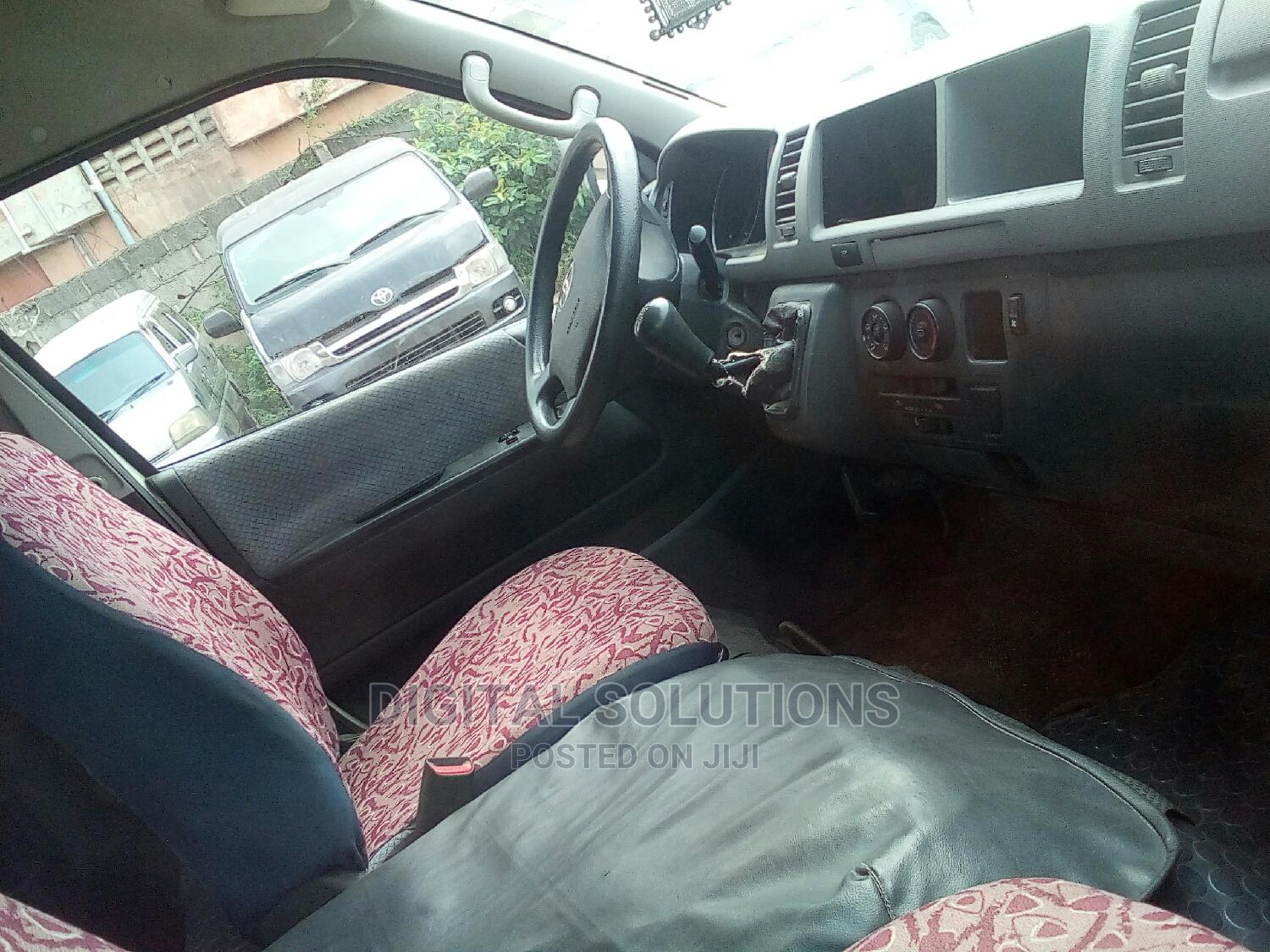 Toyota Hiace 2012 Hummer 3 | Buses & Microbuses for sale in Isolo, Lagos State, Nigeria